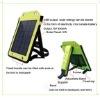 solar bag pack