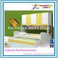 camera da letto per bambini mobili