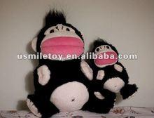 stuffed and plush toys big mouth monkey