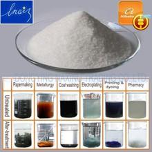Anionic Polyacrylamide For Coal Washing Processing