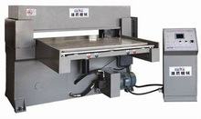 Auto feeding PLC purse die cutting machinery