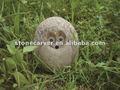 jardin statue de pierre hérisson