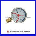 bimetall temperatur manometer