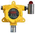 inmóvil detector de amoníaco con alarmas audibles y visuales