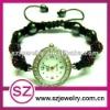 SWH0375 bracelet style watch shamballa bracelet