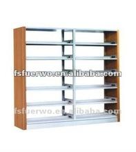 FEW-063 Double Sided Library Shelves / Library Bookshelf