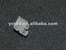 Ceramic brackets /Orthodontics clear braces