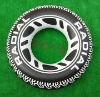 Plastic Inflatable Adult Tire Swim Ring