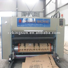 high speed corrugated cardboard rotary printer die cutting machine/corrugated paperboard flexo ink printting die cutter machine