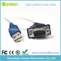 Hi Performance FTDI Chip USB to RS232 Serial Adapter 1.5m