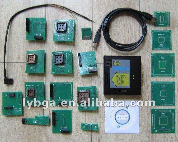 Удобный xprog-м V5.0 полный