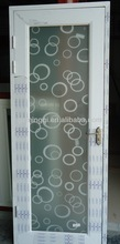 interior frosted glass bathroom door