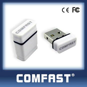 wireless vga adapter wireless wifi adapter comfast CF-WU810N wlan 11n usb adapter