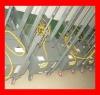 High efficiency Plastering width 800-1200mm auto rendering machine