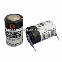 ER14250 ER14250H LS 14250 LS14250 SB-AA02 TL-5902 LST14250 LS14250C 1/2ER6 1/2AA primary lithium battery