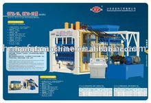 QT12-15 HYDRAULIC SEMI AUTOMATIC CONCRETE BLOCK MAKING MACHINE PRICE CANTON FAIR