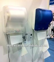 Manufacturer of big jumbo roll automatic tissue dispenser,electric sensor paper dispenser,automatic sensor paper towel dispenser