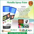 Metálico pintura de aerosol de automóviles fabricante / fábrica ( SGS / ROHS )