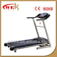 2012 new fitness treadmill 2.5hp double layer soft cushion