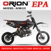 China Apollo ORION 125CC Hot Sale pit bike 125cc Mini Cross Pit Bike AGB37-1CRF