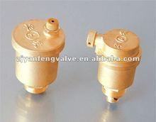 brass automatic air vent valve