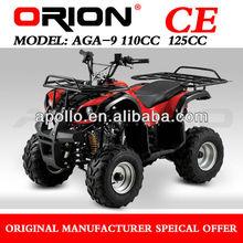 China Apollo Orion 2015 Summer new 110C ATV Sport Quad AGA-9 Utility Atv