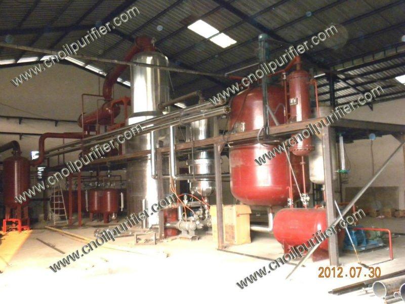 Tongrui Oil Refinery equipment, Atmospheric and Vacuum distillation unit
