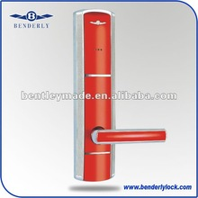 2012 hot door hotel lock wholesale/distribute for plaza hotel-sophie@benderlylock.com Mobile:008613553876982