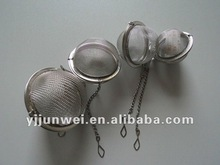stainless steel Tea infuser with chain,Mesh Balls with Charm