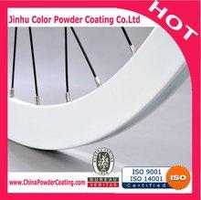 RAL 9016 white polyester powder coating
