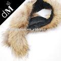 indumento collare accessori di pelliccia di volpe trim per dmkh0003 cappotto