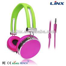 Free sample and reasonable price headphones headset