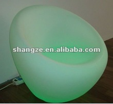rechargeable led sofa/rechargeable chair