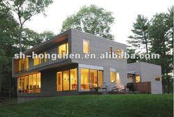 Homes prefab wooden villa wooden House manufacturer have designer