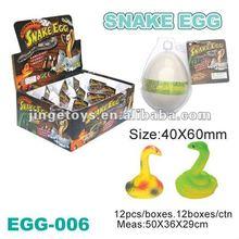magic growing snake egg toy for children 2012