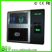 Face+ Fingerprint Time Recorder, Record Keeping Of Employee Personal Files FR302