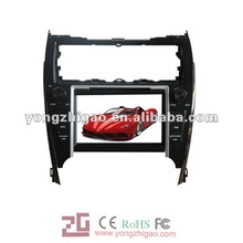 8'' HD digital in-dash Car dvd player for 2012 Camry , for USA Mideast market, 7years manufactory for Auto DVD