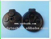 Rubber pad! Benz Mercedes smart 3 buttons remote key &auto key Benz&car key