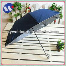 auto open handle straight & uv protection umbrella
