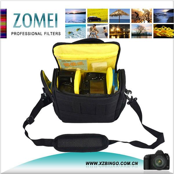 foto bolsa câmera digital bolsa de neoprene para nikon lente nikkor