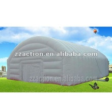 2012 vivid design sport games inflatable air dome