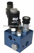lift control valve for hydraulic lift platform