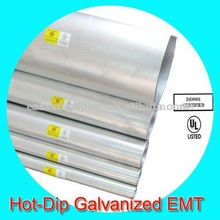 electrical EMT conduit pipe
