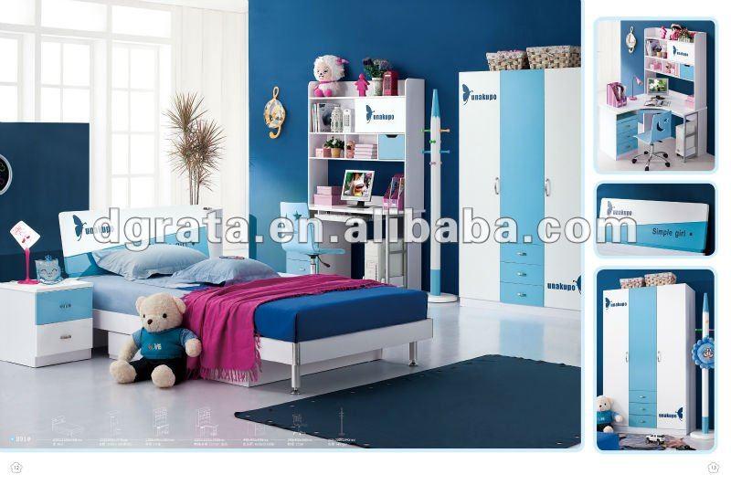 camera da letto per casa è fatta da e1 mdf e pittura per bambini ...