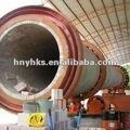 henan yuhui horno rotatorio de plantas de hierro esponja la venta caliente en 2012