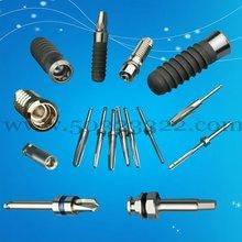 Ti alloy implant drills Ball socket fixture