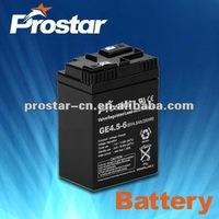 6v 6ah sealed lead acid battery