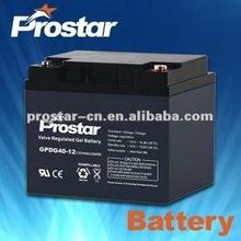 battery 12v9ah/excellent sla/ups recharge and discharge battery