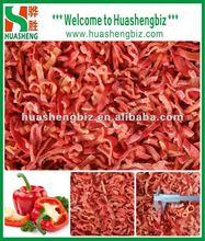 Frozen Sliced Red Bell Pepper