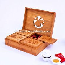 Handmade wooden packaging storage box wholesale, wood box packaging